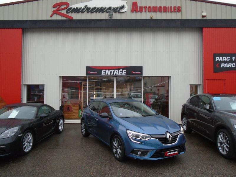 Renault MEGANE IV 1.2 TCE 100CH ENERGY LIMITED Essence BLEU  Occasion à vendre