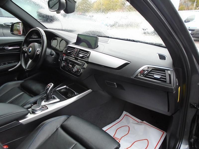 Photo 7 de l'offre de BMW SERIE 1 (F21/F20) 120DA 190CH SPORT 5P EURO6D-T à 26995€ chez Remiremont automobiles