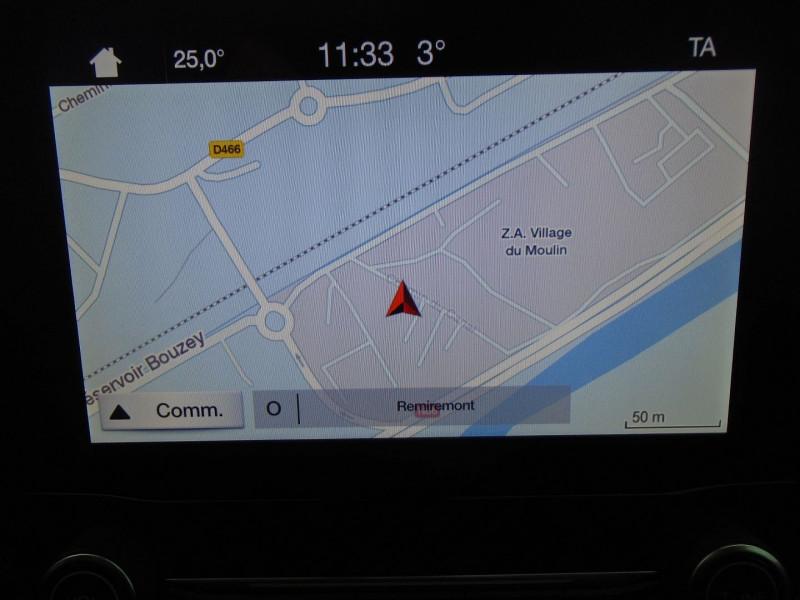 Photo 9 de l'offre de FORD ECOSPORT 1.0 ECOBOOST 125CH ST-LINE EURO6.2 à 13995€ chez Remiremont automobiles
