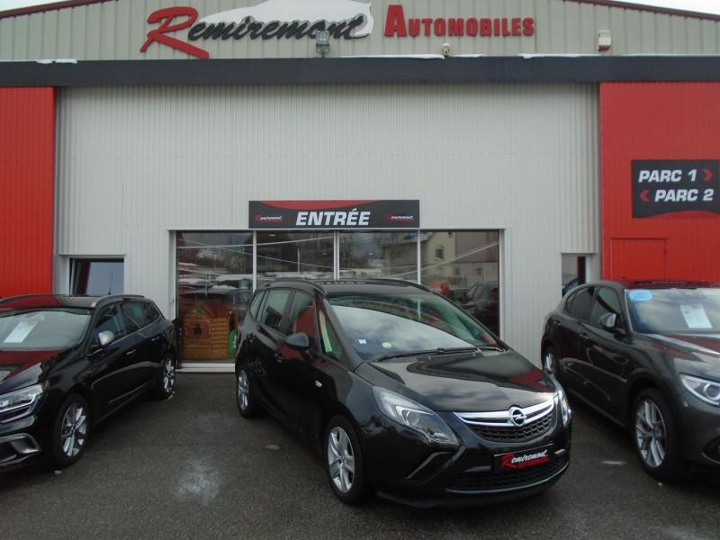 Opel ZAFIRA TOURER 1.6 CDTI 120CH ECOFLEX EDITION START/STOP 7 PLACES Diesel NOIR Occasion à vendre