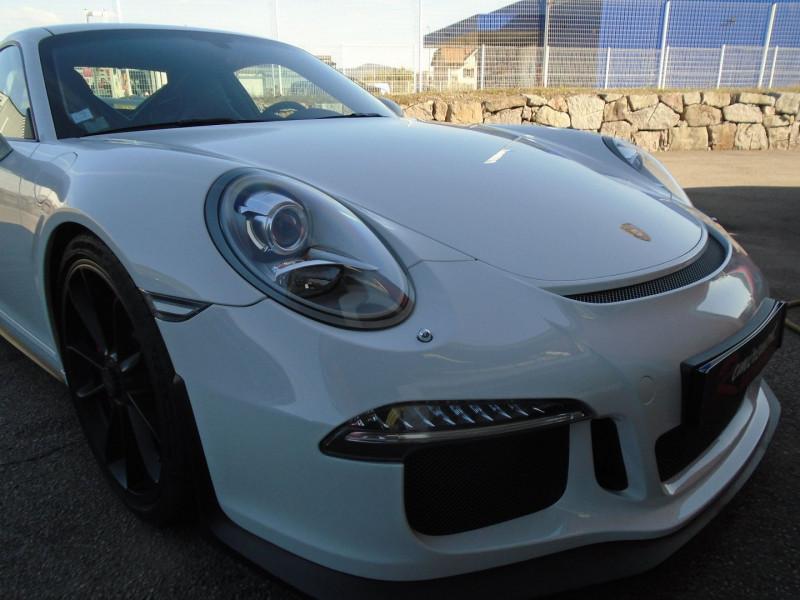 Photo 15 de l'offre de PORSCHE 911 COUPE (991) GT3 à 129995€ chez Remiremont automobiles