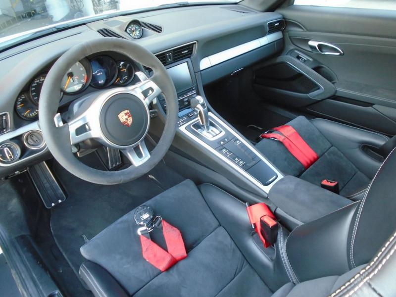 Photo 5 de l'offre de PORSCHE 911 COUPE (991) GT3 à 129995€ chez Remiremont automobiles