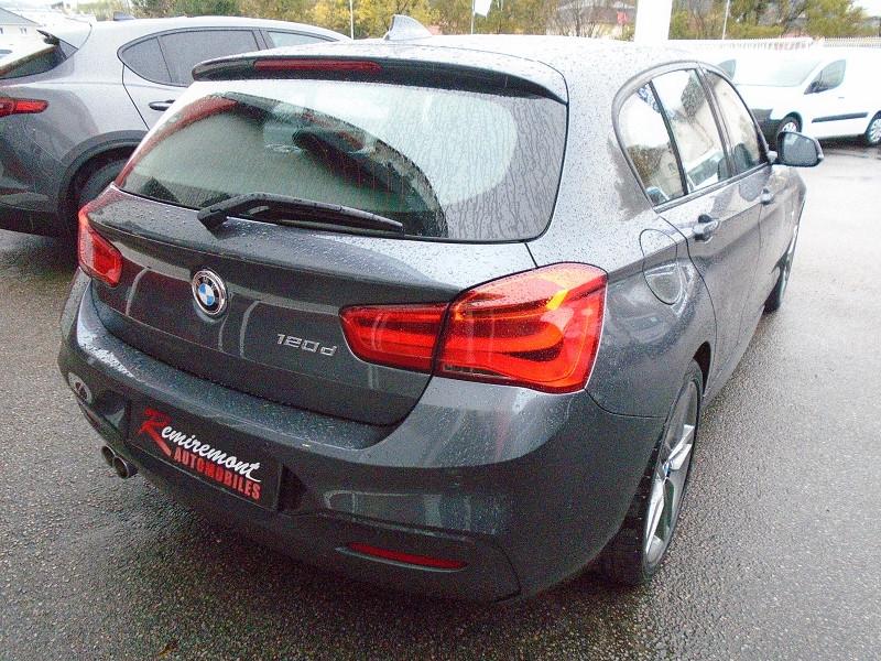 Photo 18 de l'offre de BMW SERIE 1 (F21/F20) 120DA 190CH SPORT 5P EURO6D-T à 26995€ chez Remiremont automobiles