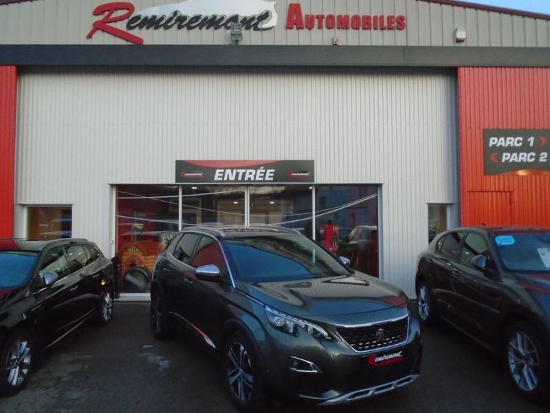 Peugeot 3008 2.0 BLUEHDI 180CH GT S&S EAT6 Diesel GRIS Occasion à vendre