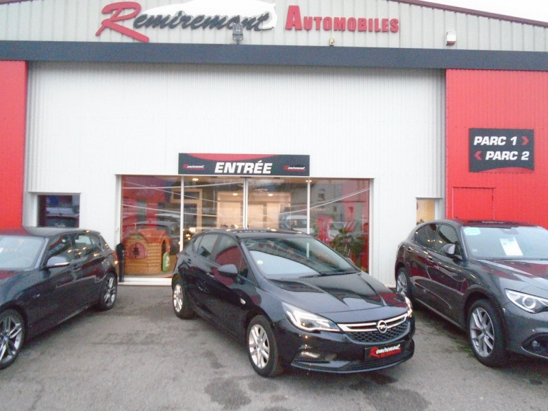 Opel ASTRA 1.6 CDTI 110CH BUSINESS CONNECT START&STOP Diesel NOIR Occasion à vendre