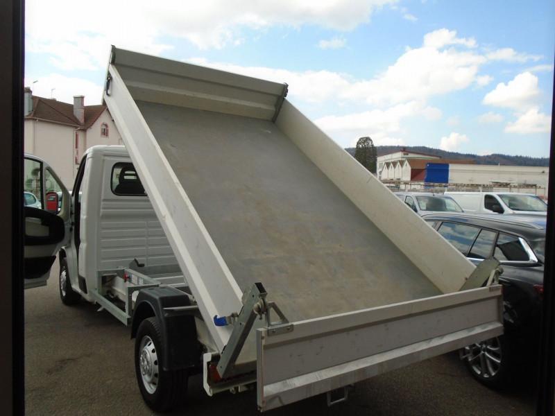 Photo 10 de l'offre de PEUGEOT BOXER BENNE 335 L2 2.0 BLUEHDI 130 S&S PRO SR à 23995€ chez Remiremont automobiles