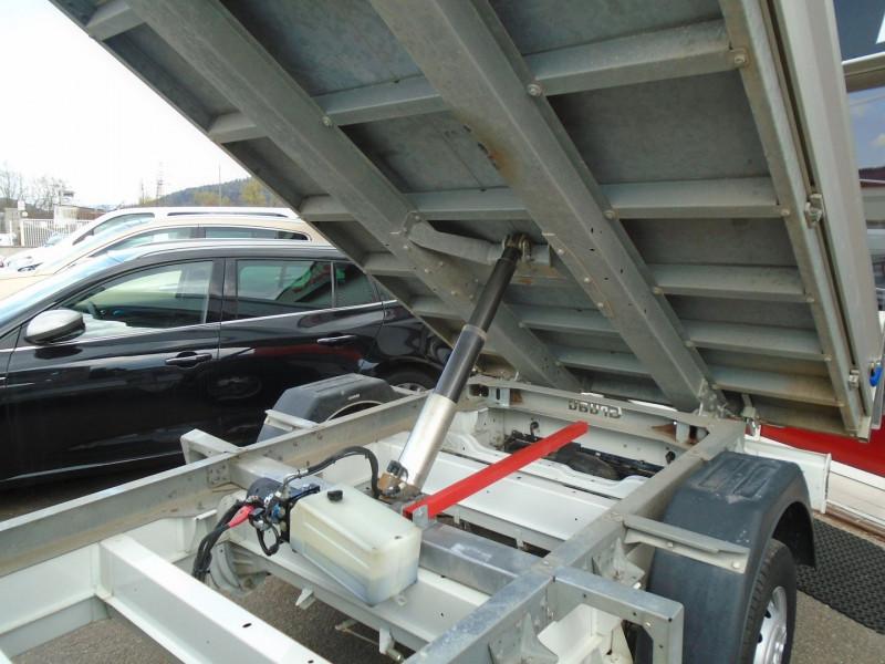 Photo 11 de l'offre de PEUGEOT BOXER BENNE 335 L2 2.0 BLUEHDI 130 S&S PRO SR à 23995€ chez Remiremont automobiles