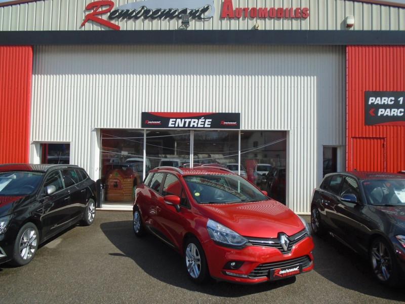 Renault CLIO IV ESTATE 1.5 DCI 90CH ENERGY BUSINESS 82G Diesel ROUGE  Occasion à vendre
