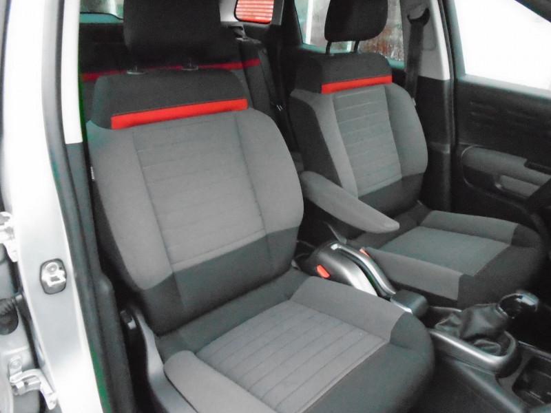 Photo 6 de l'offre de CITROEN C3 AIRCROSS BLUEHDI 100CH S&S FEEL BUSINESS 96G à 14495€ chez Remiremont automobiles