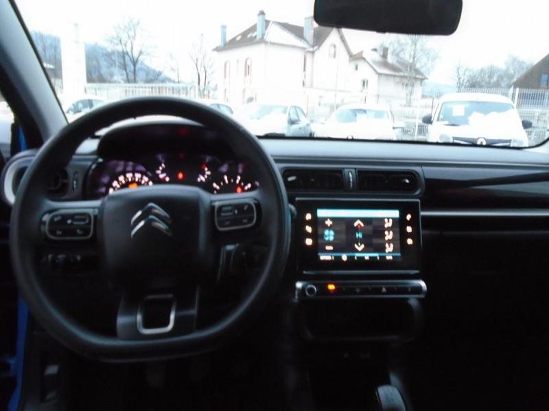 Photo 4 de l'offre de CITROEN C3 BLUEHDI 100CH FEEL BUSINESS S&S à 10995€ chez Remiremont automobiles
