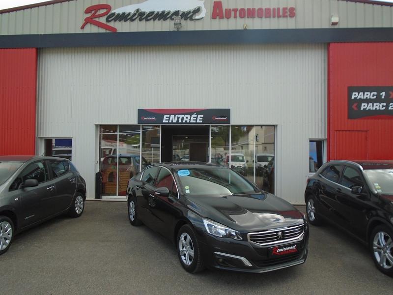 Peugeot 508 2.0 BLUEHDI 150CH FAP ACTIVE BUSINESS Diesel GRIS F Occasion à vendre