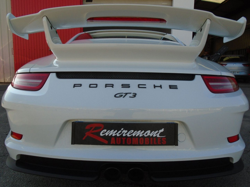 Photo 23 de l'offre de PORSCHE 911 COUPE (991) GT3 à 129995€ chez Remiremont automobiles