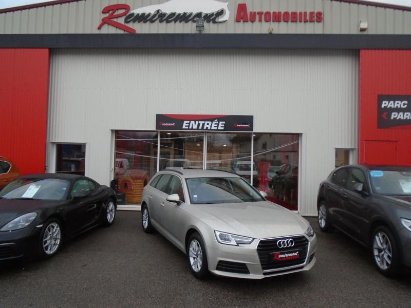 Audi A4 AVANT 2.0 TDI 150CH BUSINESS LINE Diesel BEIGE Occasion à vendre