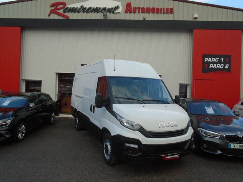 Iveco DAILY FG 35S12V12 Diesel BLANC Occasion à vendre