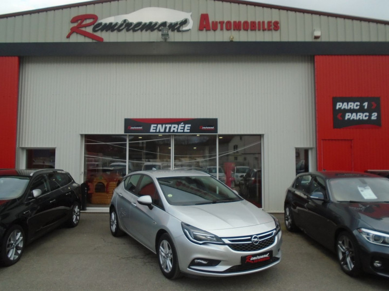 Opel ASTRA 1.6 D 110CH BUSINESS EDITION EURO6D-T Diesel GRIS  Occasion à vendre