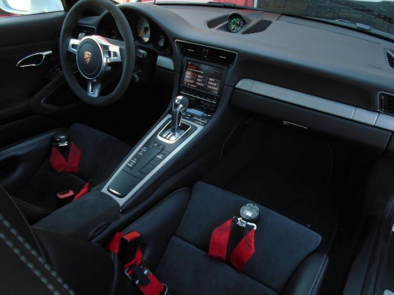 Photo 18 de l'offre de PORSCHE 911 COUPE (991) GT3 à 129995€ chez Remiremont automobiles