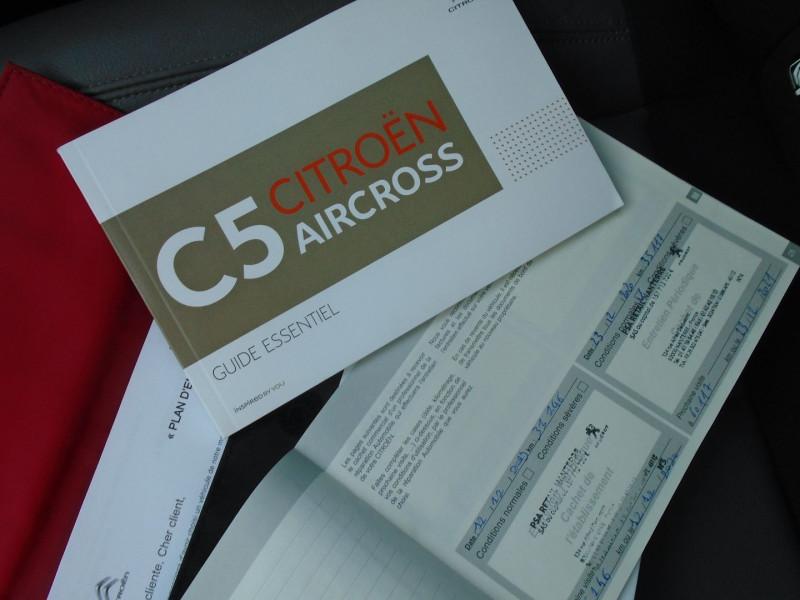 Photo 18 de l'offre de CITROEN C5 AIRCROSS BLUEHDI 180CH S&S BUSINESS + EAT8 à 27495€ chez Remiremont automobiles