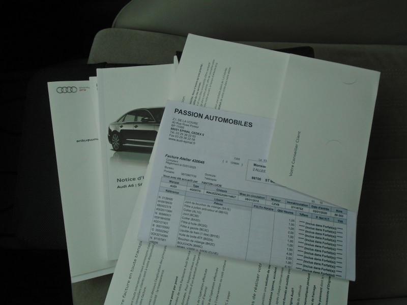 Photo 17 de l'offre de AUDI A6 AVANT 3.0 V6 TDI 218CH AVUS S TRONIC 7 à 27995€ chez Remiremont automobiles