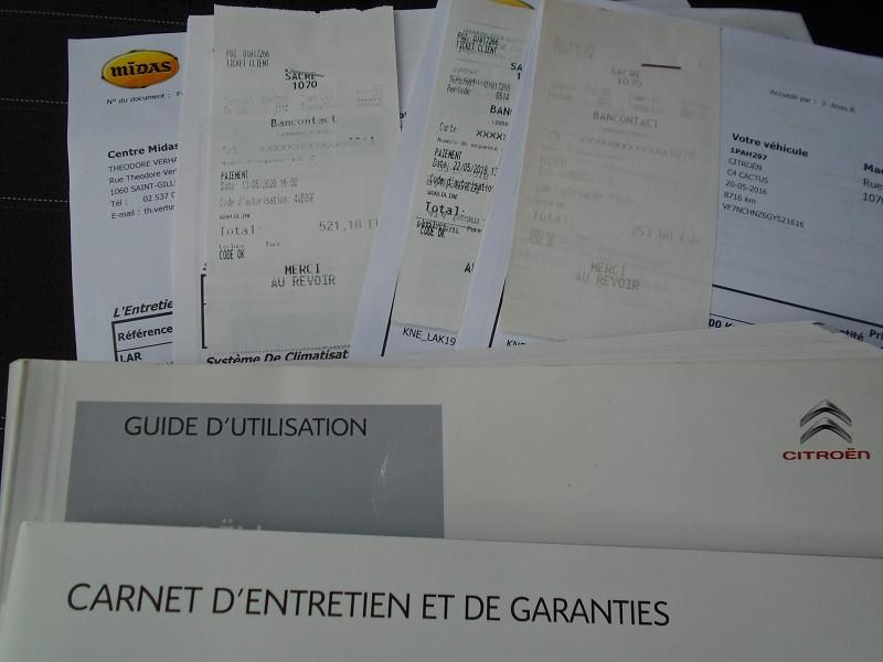 Photo 11 de l'offre de CITROEN C4 PURETECH 110CH LIVE à 10495€ chez Remiremont automobiles