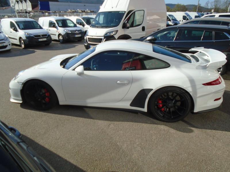 Photo 24 de l'offre de PORSCHE 911 COUPE (991) GT3 à 129995€ chez Remiremont automobiles