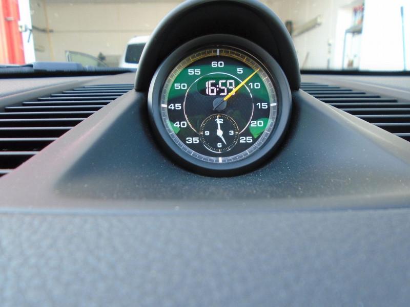 Photo 10 de l'offre de PORSCHE 911 COUPE (991) GT3 à 129995€ chez Remiremont automobiles