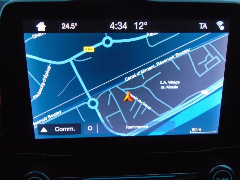 Photo 5 de l'offre de FORD FIESTA 1.5 ECOBOOST 200CH STOP&START ST-PACK 5P EURO6.2 à 21995€ chez Remiremont automobiles