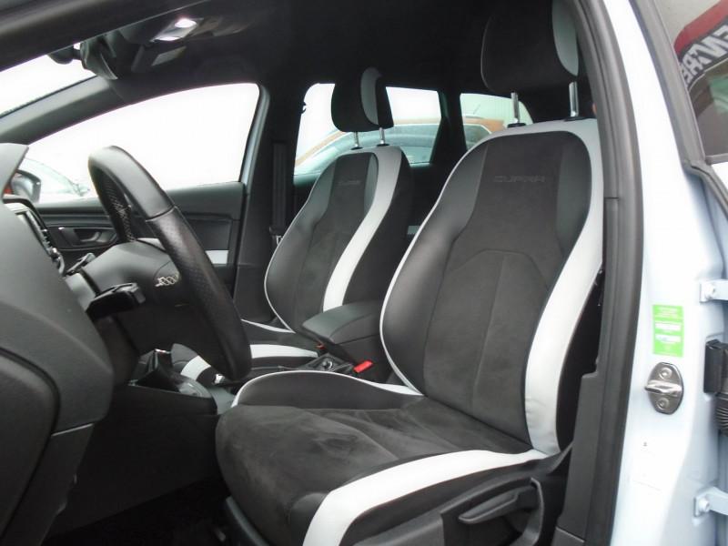 Photo 3 de l'offre de SEAT LEON ST 2.0 TSI 290CH CUPRA 290 START&STOP à 24995€ chez Remiremont automobiles