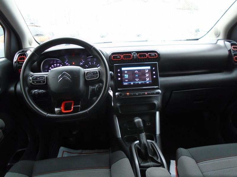 Photo 4 de l'offre de CITROEN C3 AIRCROSS BLUEHDI 100CH S&S FEEL BUSINESS 96G à 14495€ chez Remiremont automobiles