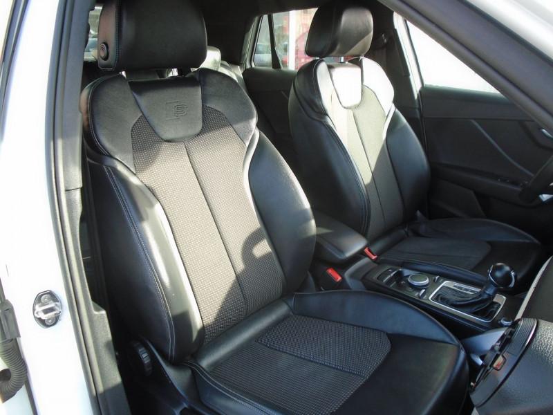 Photo 7 de l'offre de AUDI Q2 1.4 TFSI 150CH COD S LINE S TRONIC 7 à 25995€ chez Remiremont automobiles