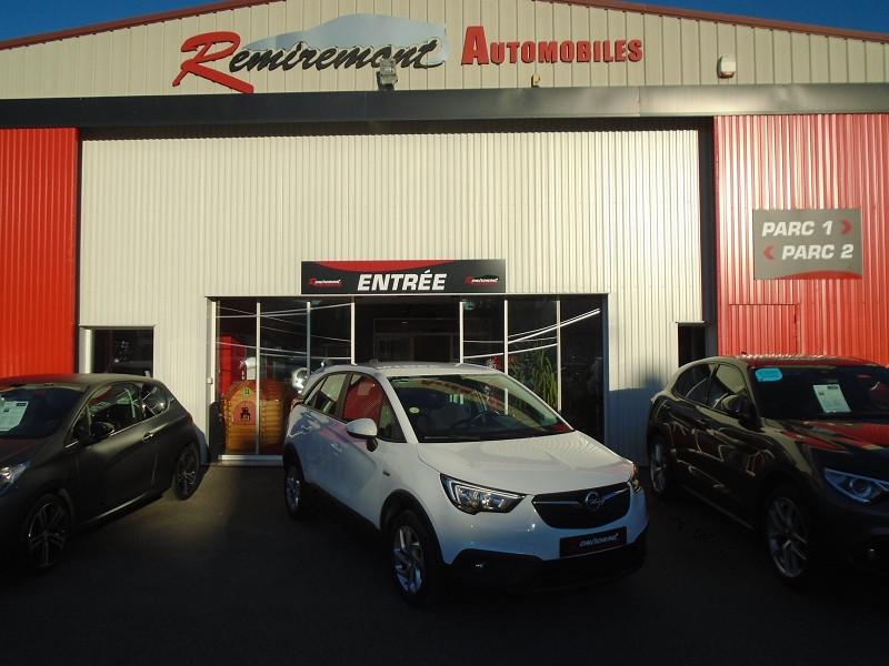 Opel CROSSLAND X 1.6 D 99CH ECOTEC BUSINESS EDITION Diesel BLANC Occasion à vendre