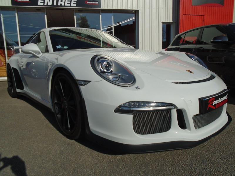 Photo 20 de l'offre de PORSCHE 911 COUPE (991) GT3 à 129995€ chez Remiremont automobiles