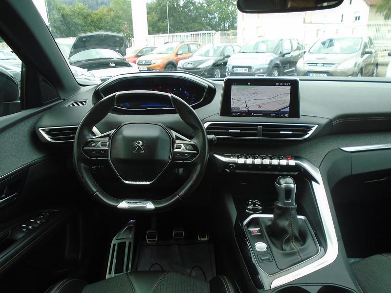 Photo 4 de l'offre de PEUGEOT 3008 2.0 BLUEHDI 150CH GT LINE S&S à 24995€ chez Remiremont automobiles