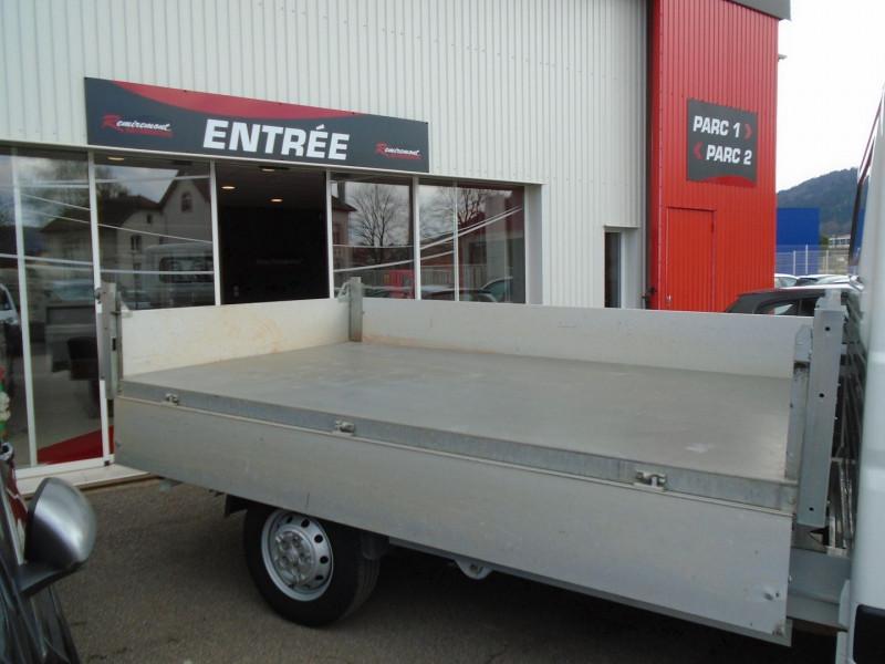 Photo 7 de l'offre de PEUGEOT BOXER BENNE 335 L2 2.0 BLUEHDI 130 S&S PRO SR à 23995€ chez Remiremont automobiles