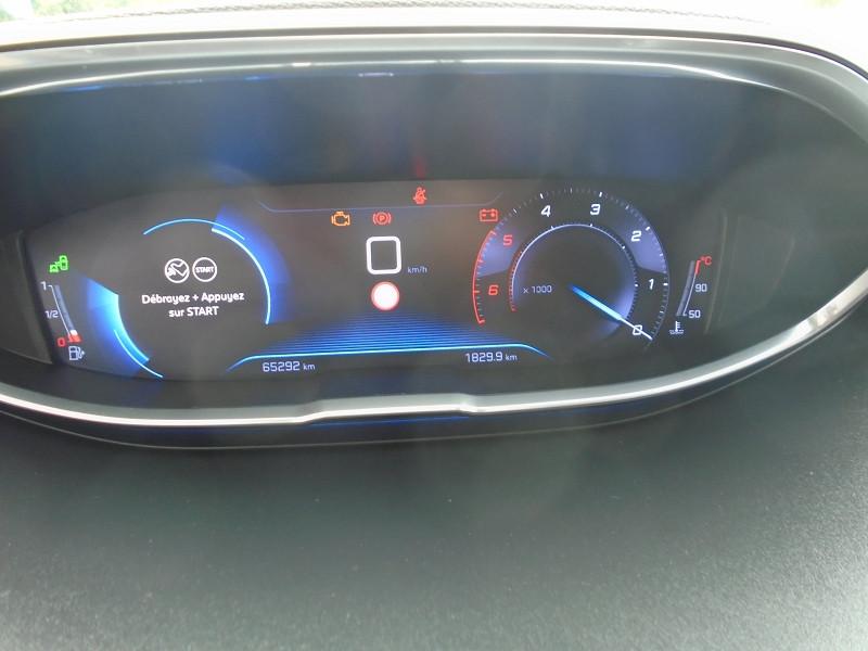 Photo 7 de l'offre de PEUGEOT 3008 2.0 BLUEHDI 150CH GT LINE S&S à 24995€ chez Remiremont automobiles