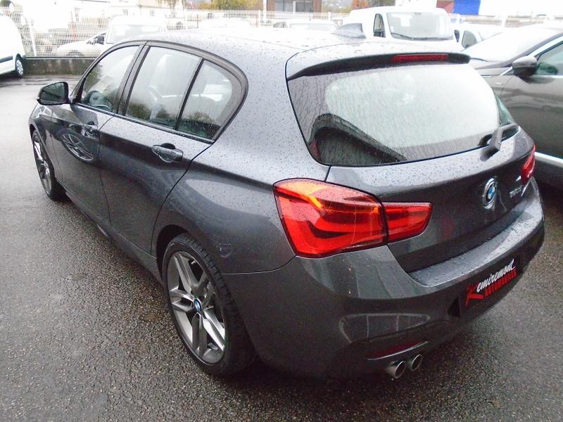 Photo 2 de l'offre de BMW SERIE 1 (F21/F20) 120DA 190CH SPORT 5P EURO6D-T à 26995€ chez Remiremont automobiles