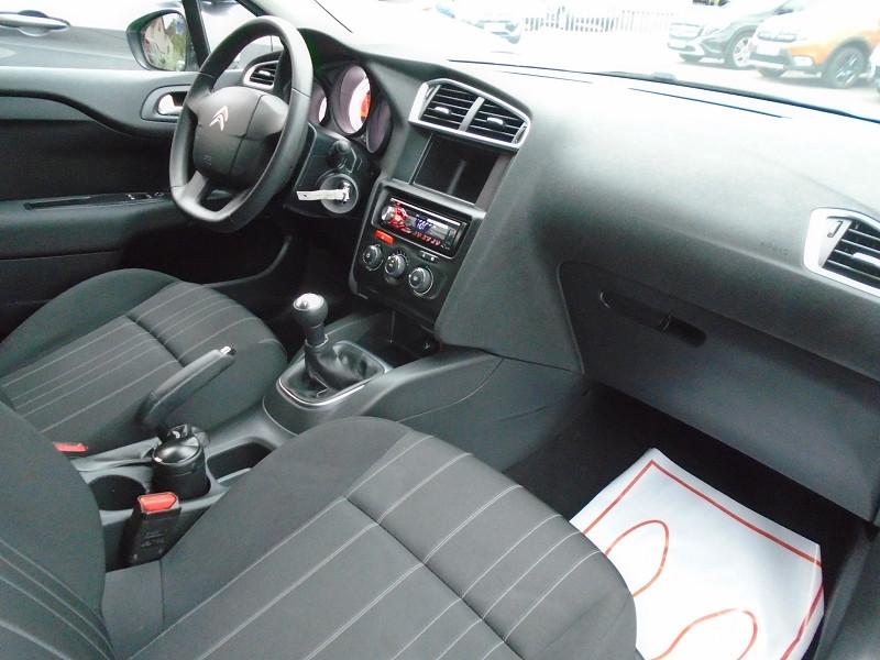 Photo 6 de l'offre de CITROEN C4 PURETECH 110CH LIVE à 10495€ chez Remiremont automobiles