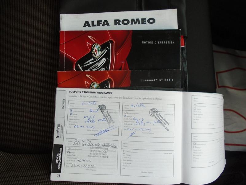 Photo 9 de l'offre de ALFA ROMEO GIULIETTA 1.6 JTDM 105CH DISTINCTIVE STOP&START à 7695€ chez Remiremont automobiles