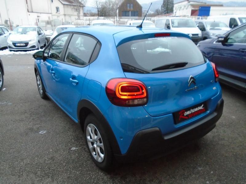 Photo 2 de l'offre de CITROEN C3 BLUEHDI 100CH FEEL BUSINESS S&S à 10995€ chez Remiremont automobiles