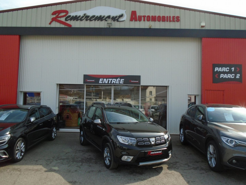 Dacia SANDERO 0.9 TCE 90CH STEPWAY Essence NOIR Occasion à vendre