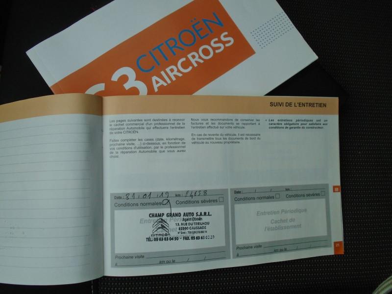 Photo 11 de l'offre de CITROEN C3 AIRCROSS BLUEHDI 100CH S&S FEEL BUSINESS 96G à 13995€ chez Remiremont automobiles