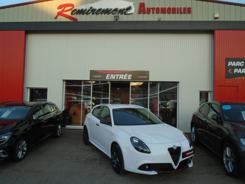 Alfa Romeo GIULIETTA 1.4 TJET 120CH SUPER STOP&START Essence BLANC Occasion à vendre