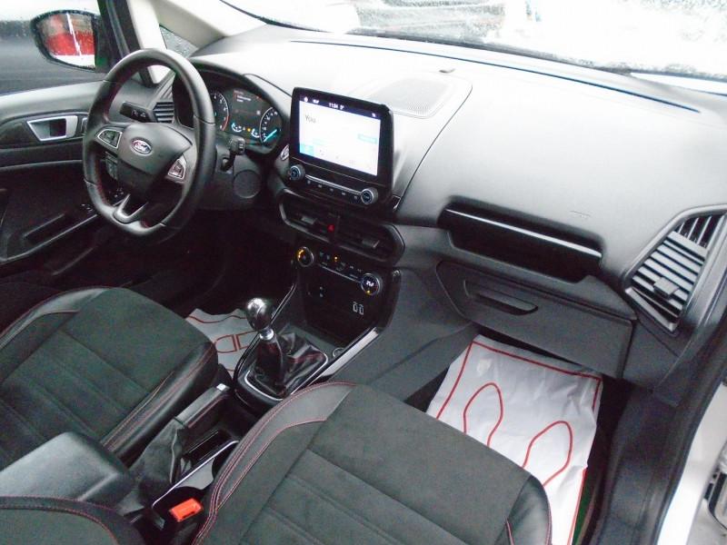 Photo 5 de l'offre de FORD ECOSPORT 1.0 ECOBOOST 125CH ST-LINE EURO6.2 à 13995€ chez Remiremont automobiles