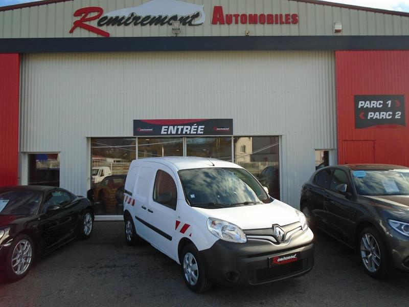 Renault KANGOO II EXPRESS 1.2 TCE 115CH ENERGY GRAND CONFORT EURO6 Essence BLANC Occasion à vendre