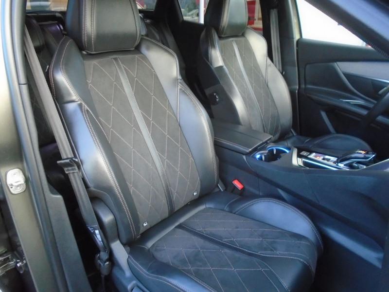 Photo 7 de l'offre de PEUGEOT 3008 2.0 BLUEHDI 180CH GT S&S EAT6 à 24995€ chez Remiremont automobiles