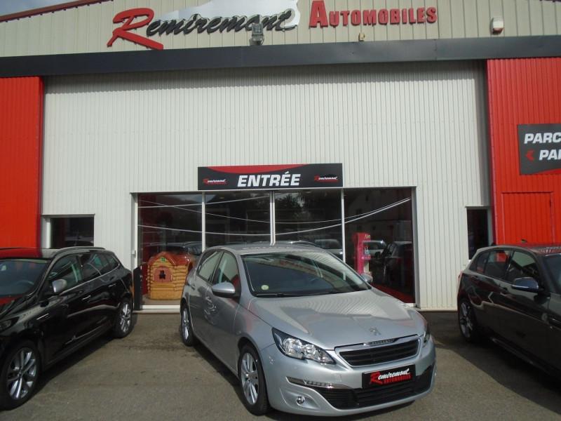 Peugeot 308 1.6 BLUEHDI 100CH ACTIVE BUSINESS S&S 5P Diesel GRIS  Occasion à vendre