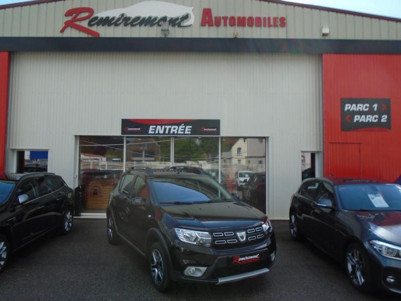 Dacia SANDERO 0.9 ECO-G 90CH STEPWAY GPL NOIR Occasion à vendre