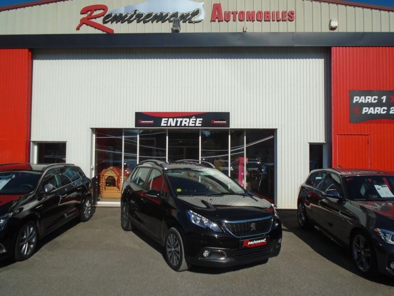 Peugeot 2008 1.6 BLUEHDI 100CH ACTIVE BUSINESS S&S Diesel NOIR Occasion à vendre