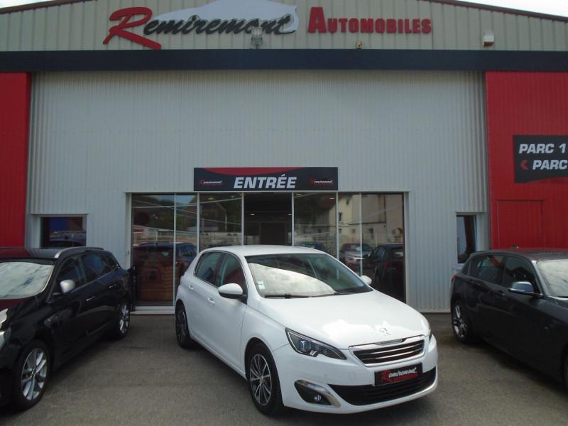 Peugeot 308 1.6 BLUEHDI 120CH ALLURE S&S EAT6 5P Diesel BLANC Occasion à vendre