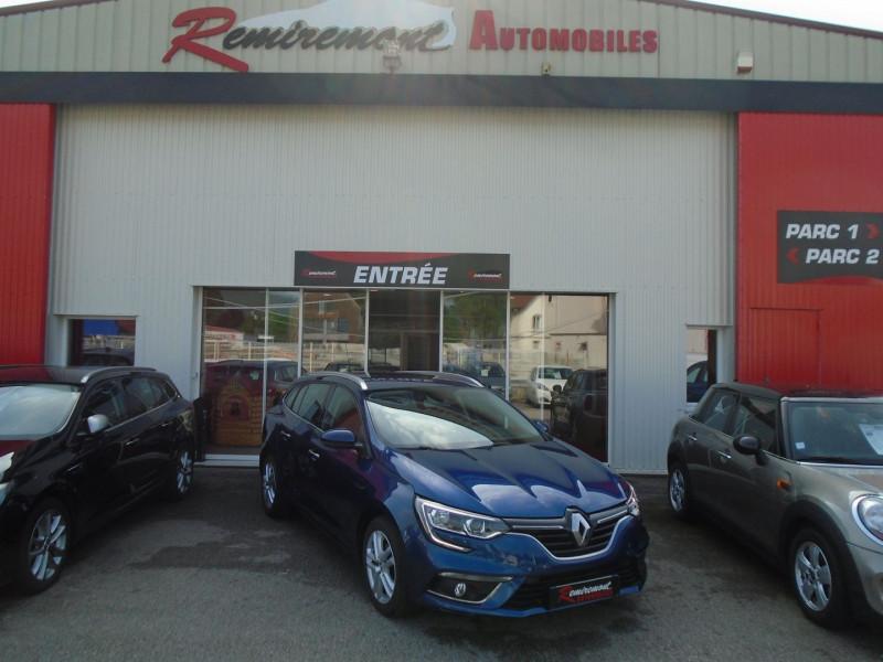Renault MEGANE IV ESTATE 1.5 DCI 90CH ENERGY BUSINESS Diesel BLEU  Occasion à vendre