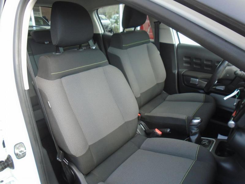 Photo 7 de l'offre de CITROEN C3 BLUEHDI 100CH SHINE BUSINESS S&S à 12495€ chez Remiremont automobiles